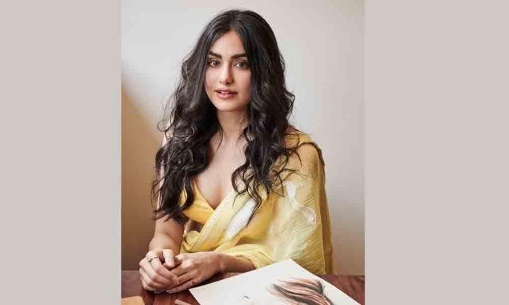 Adah Sharma set for web debut