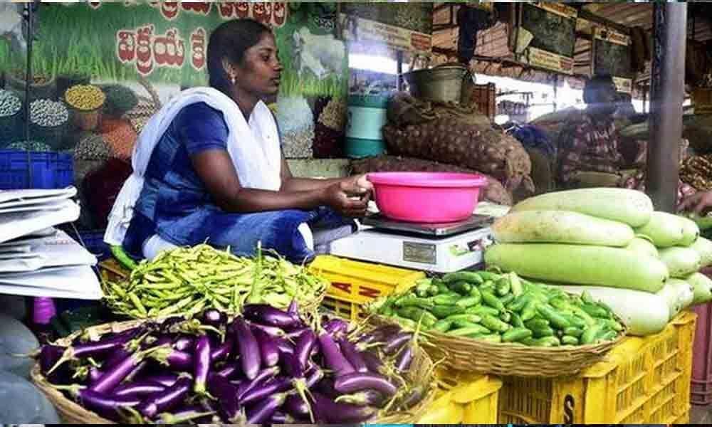 Vegetable prices skyrocket in Prakasam district