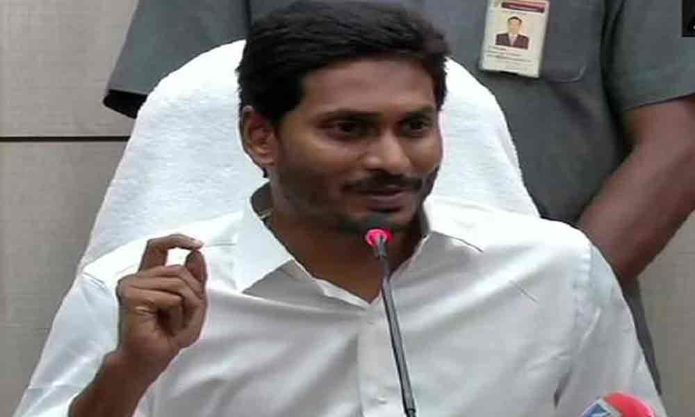 Will Jagan provide a backdoor entry to BJP?