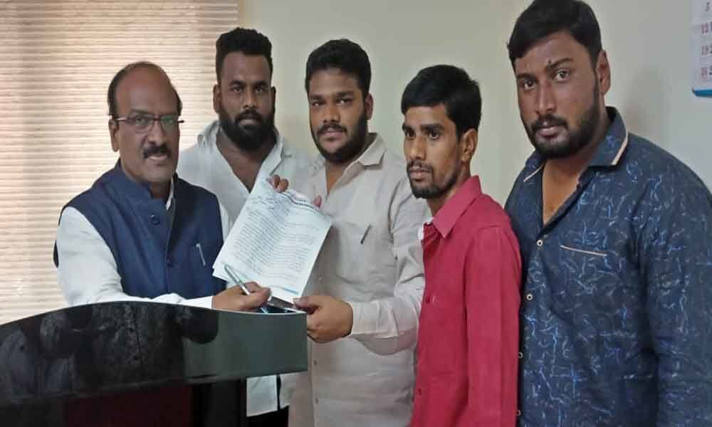 Student leaders demand action against private engineering colleges
