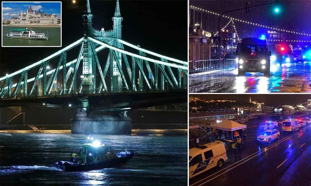 7 tourists die in Hungary as boat sinks, South Korea calls for emergency action