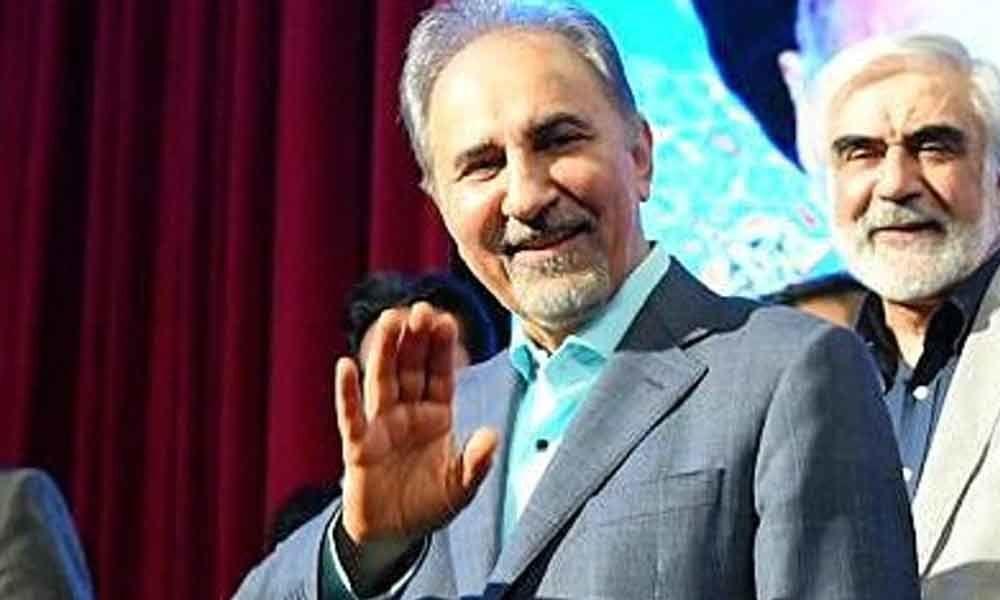Ex-Tehran mayor, 67, shoots 35-year-old wife in the heart, surrenders