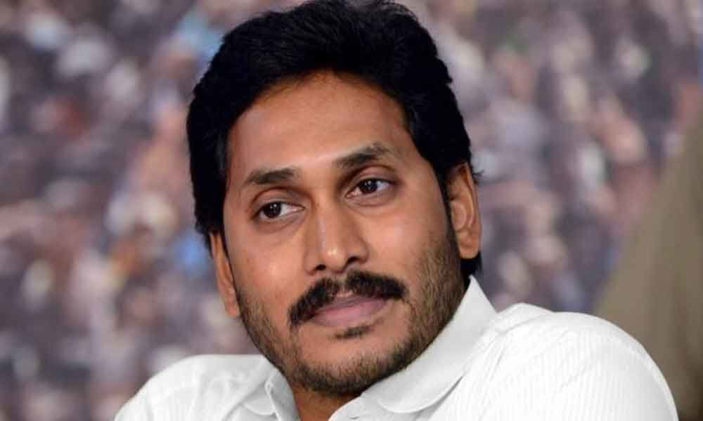 YS Jagan to start at 11.20 am at Tadepalli for swearing in ceremony