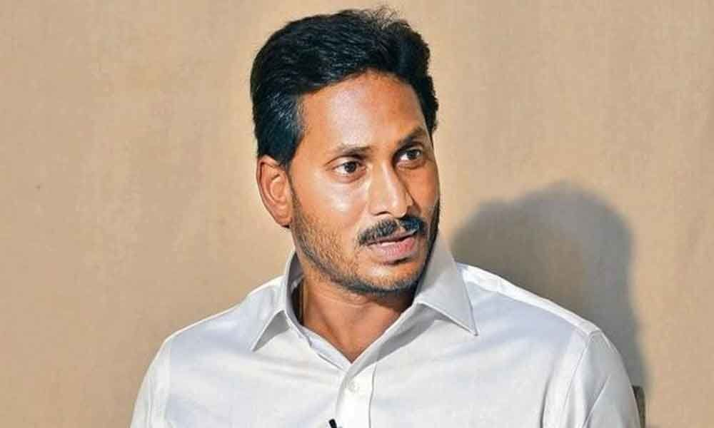 YSRCP leaders to welcome YS Jagan in a unique way