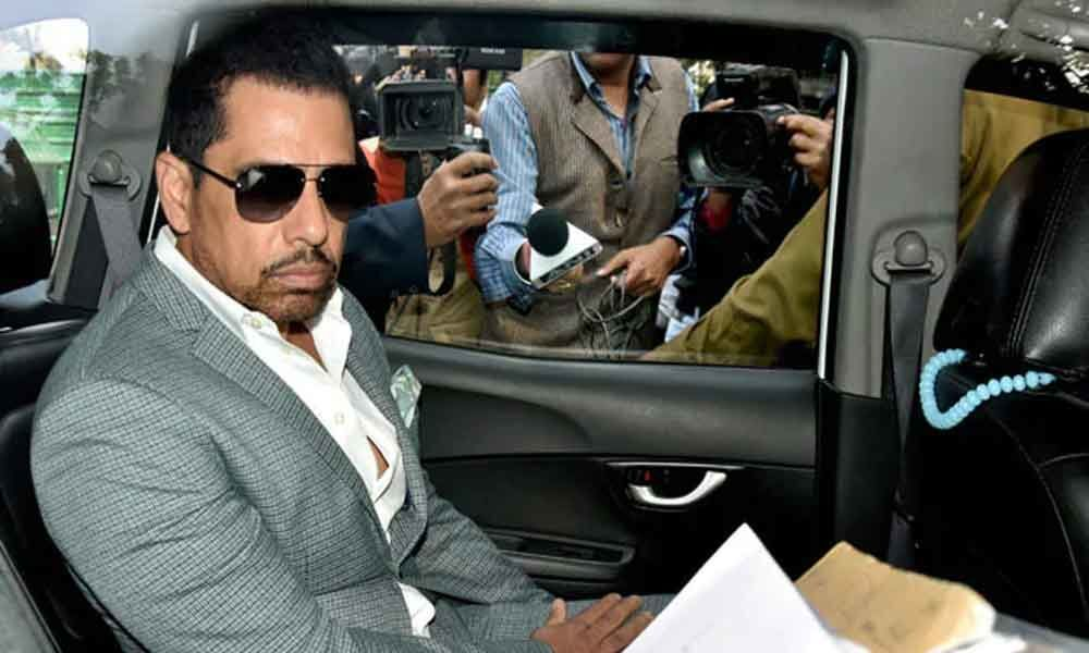 Money laundering case: Robert Vadra appears before Enforcement Directorate