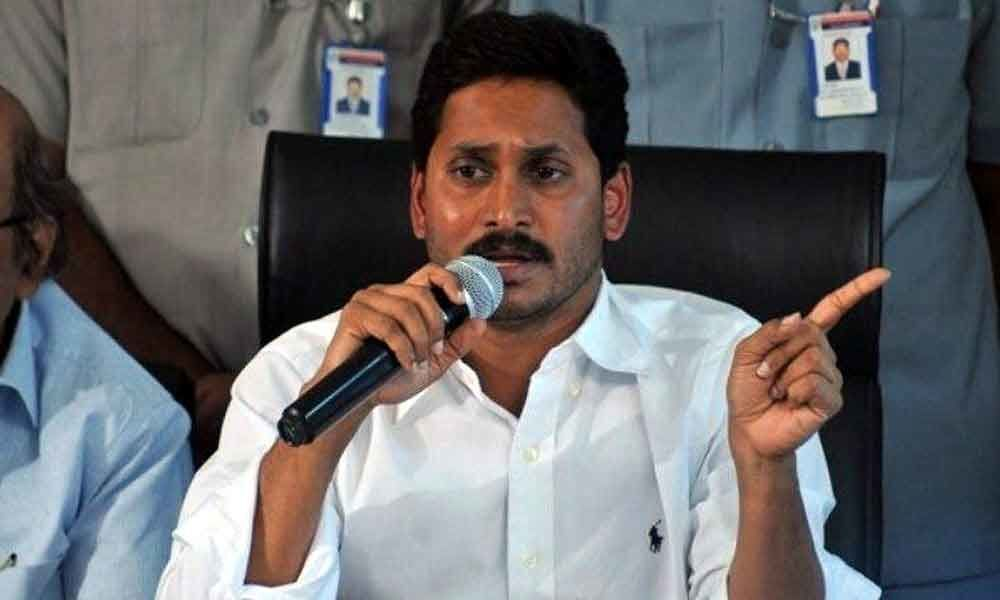 YS Jagan-an in-built leader, says schoolmates