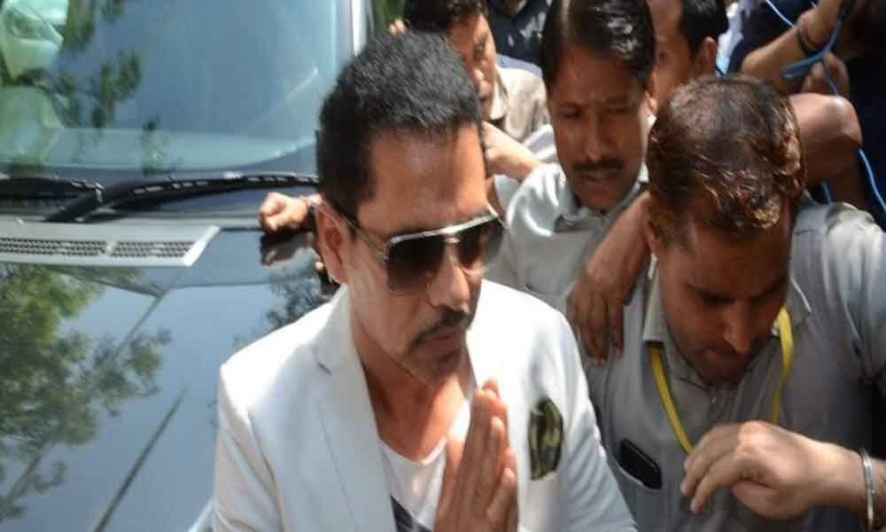 Will cooperate with agencies till my name is cleared: Robert Vadra