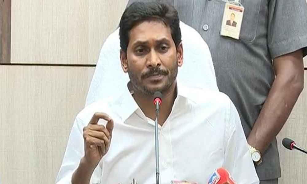 YS Jagan transfers Chandrababu Naidu