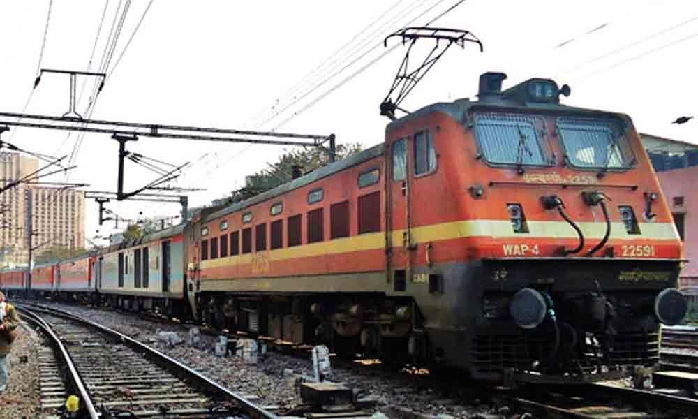 Special train service to clear passengers rush