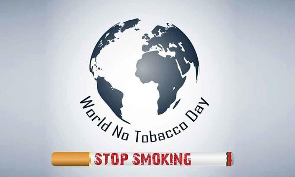Kill tobacco before it kills you