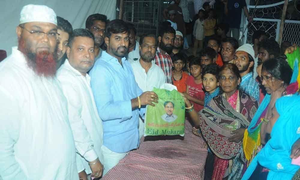 Ramzan gifts distributed