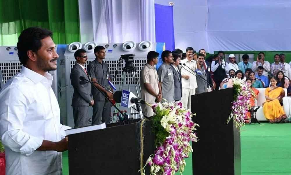 Jagan promises transparency