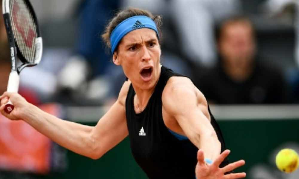 From Woodstock to Roland Garros: Petkovic is made of write stuff