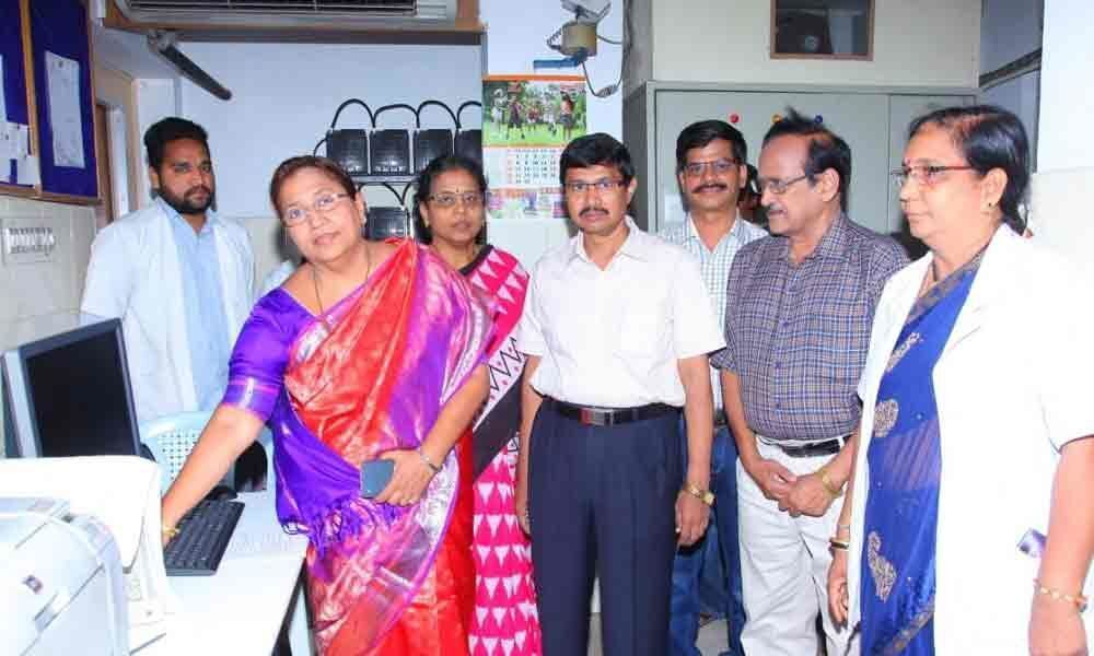 Free cancer screening camp conducted
