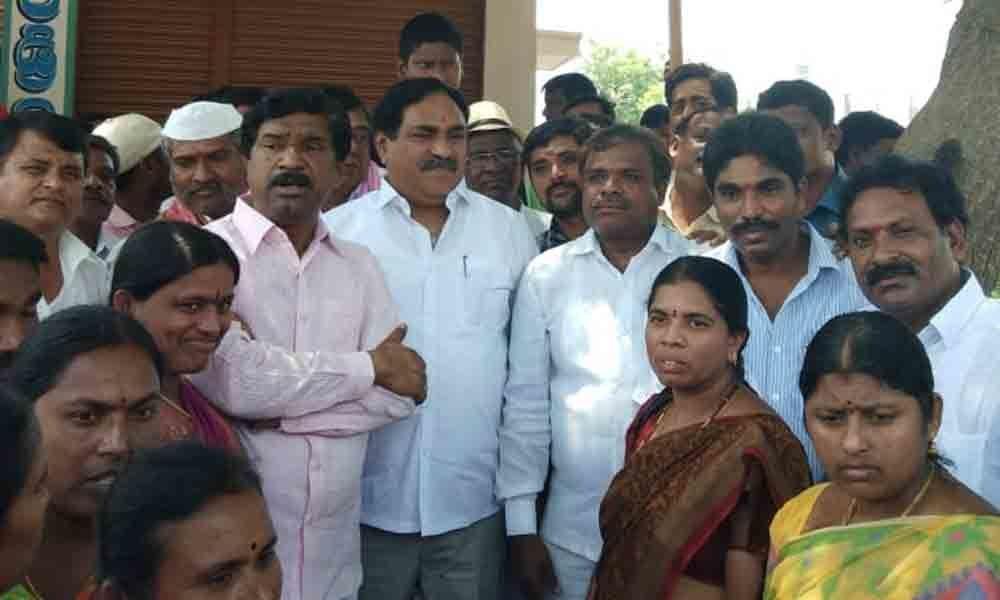 TRS to focus on its cadres: Errabelli  Dayakar Rao