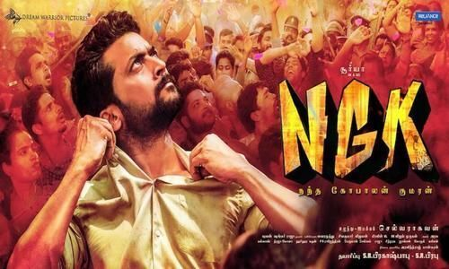 Suriyas NGK First Day Box Office Collections Report