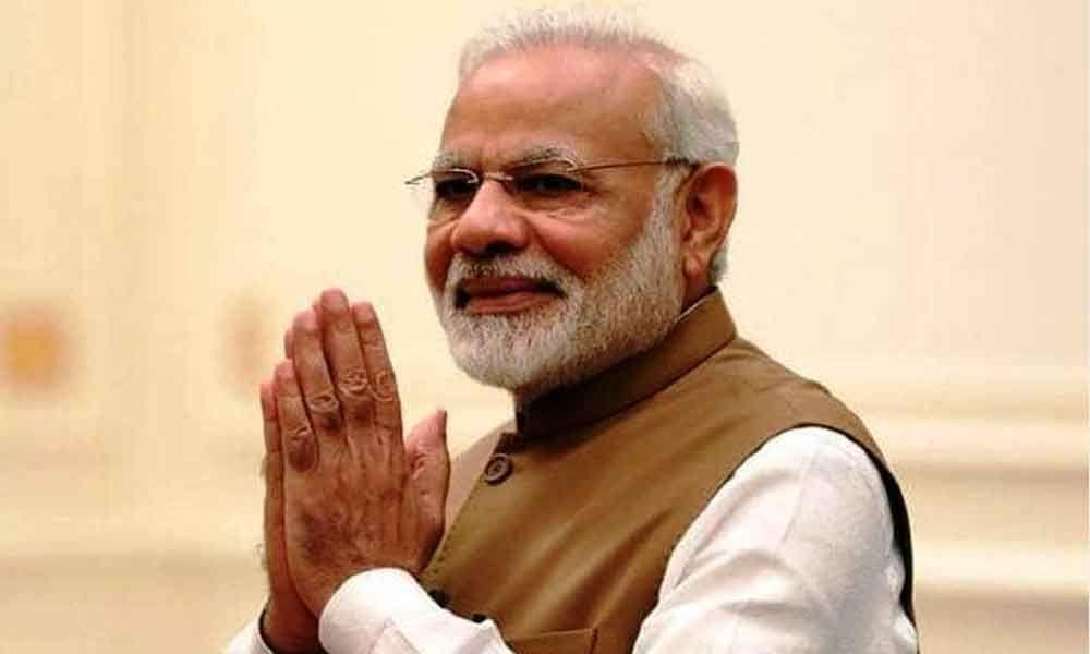 PM Modi to visit Tirumala on June 9