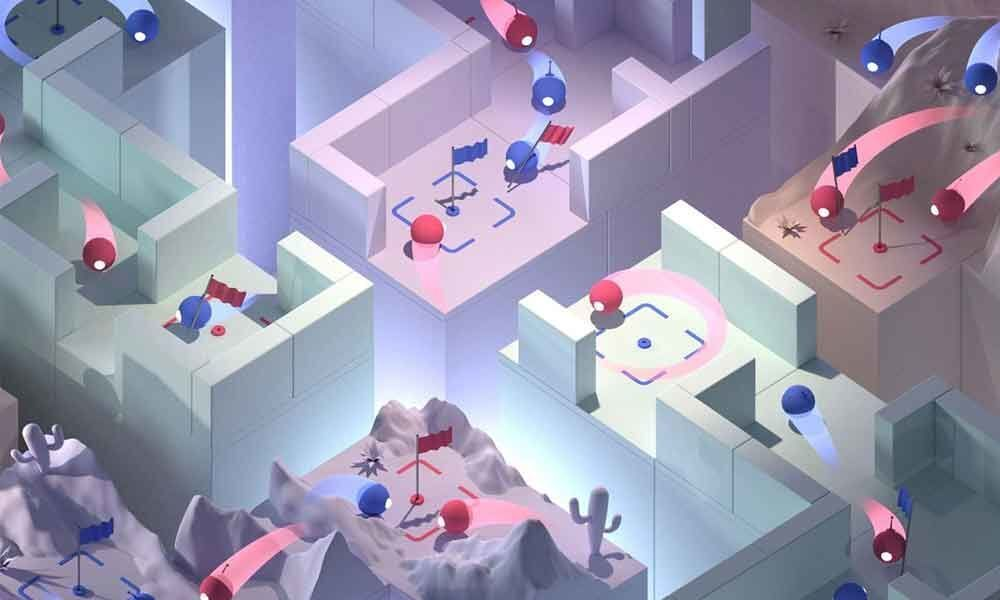 Googles DeepMind AI can now beat humans in multi-player gamer