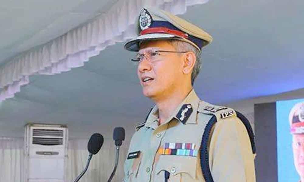 Gautam Sawang takes charge as AP new DGP