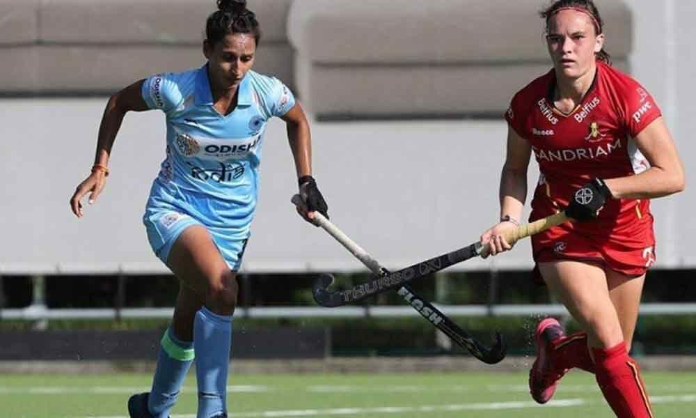 Indian junior women