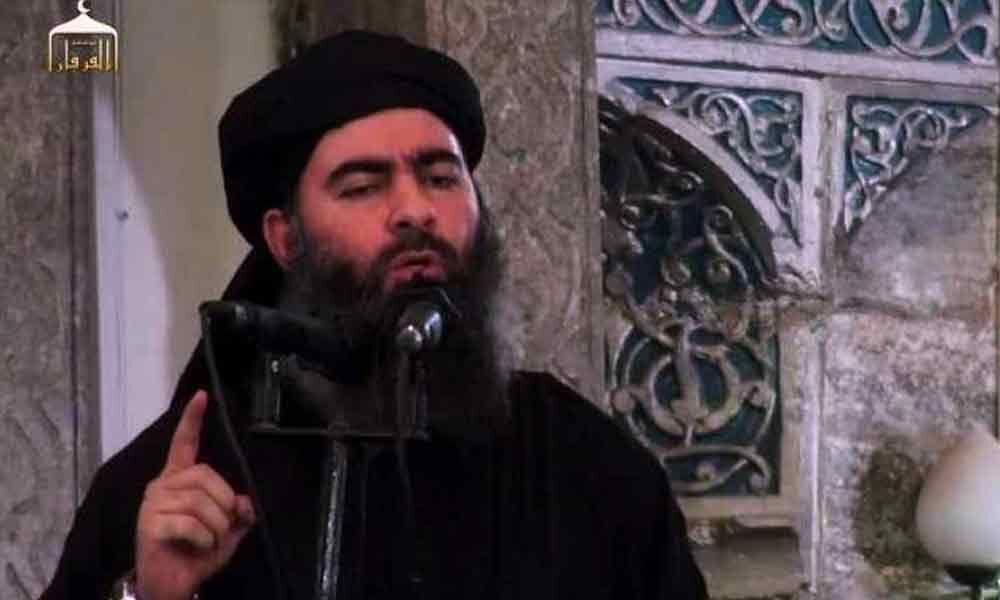 Senior-most ISIS female captive claims helping CIA in Abu Bakr al-Baghdadi hunt