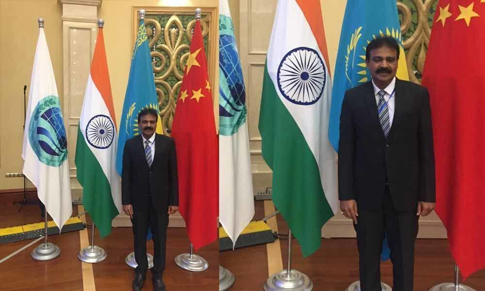 T Vijay Kumar Reddy is new Commissioner for IPR