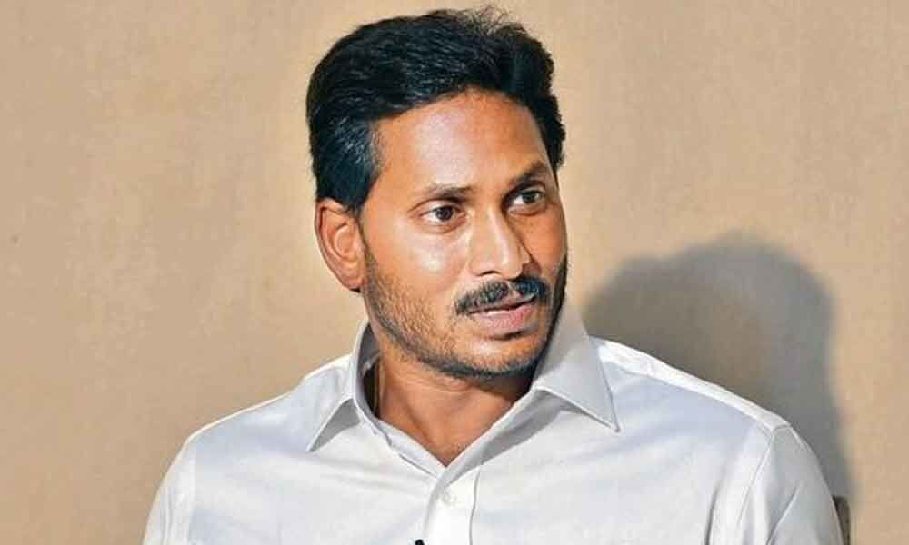 Get a clean chit for yourself first Mr Jagan!
