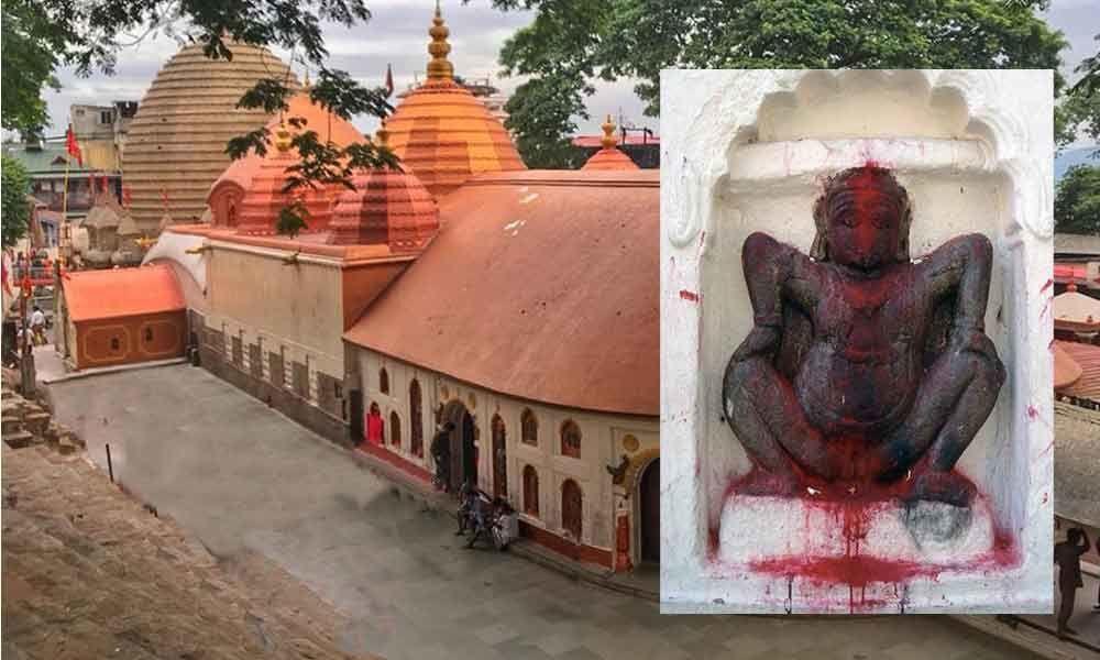 Kamakhya Devi : The Bleeding Goddess