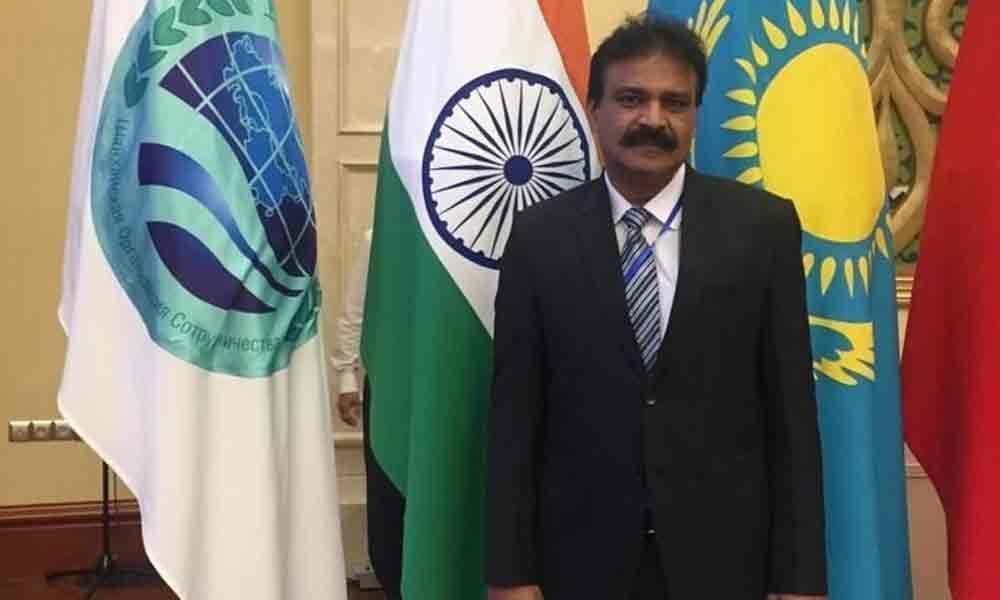 T Vijay Kumar Reddy new Commissioner of I & PR