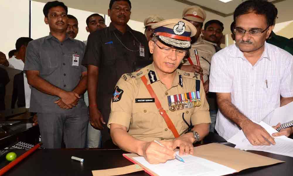 Protection of common people top priority: DGP