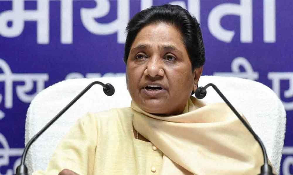 Mayawati sacks office bearers over election debacle