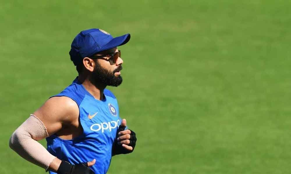Virat Kohli declared fit ahead of Indias World Cup opener against South Africa
