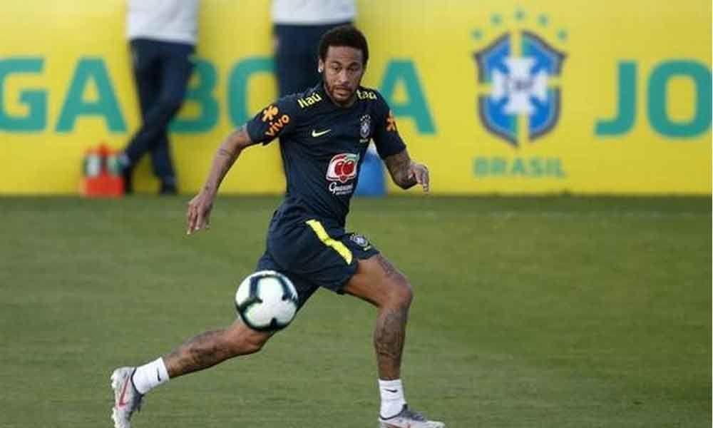 Brazil soccer star Neymar denies alleged rape in Paris
