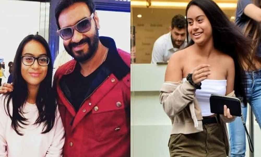 Netizens lash out on Ajay Devgans daughter