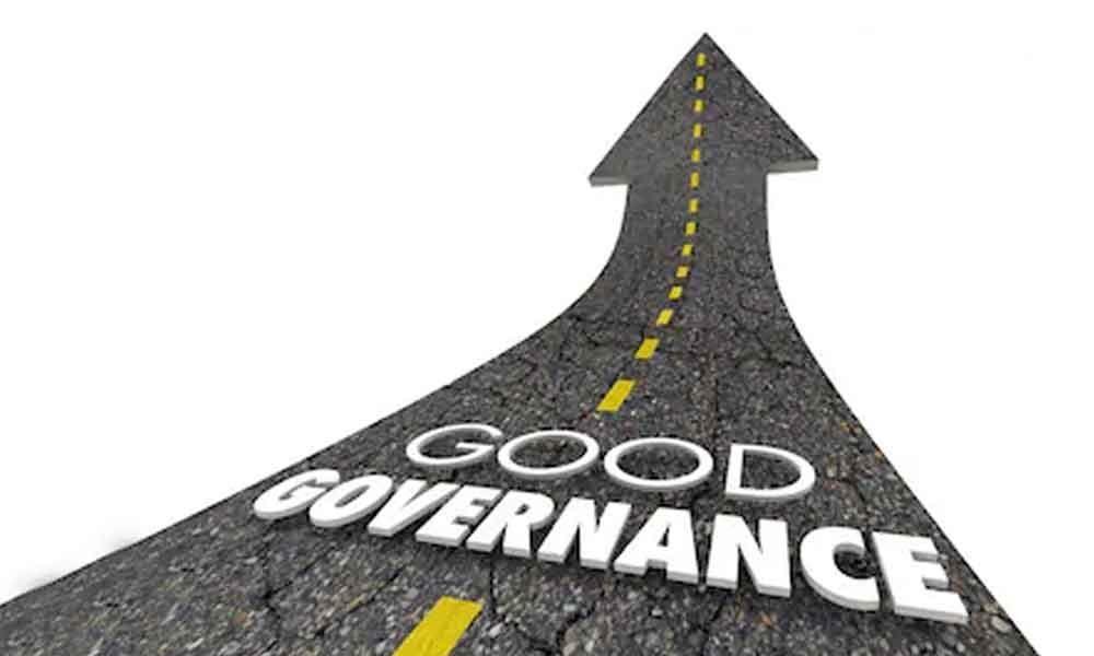 Five years of good governance