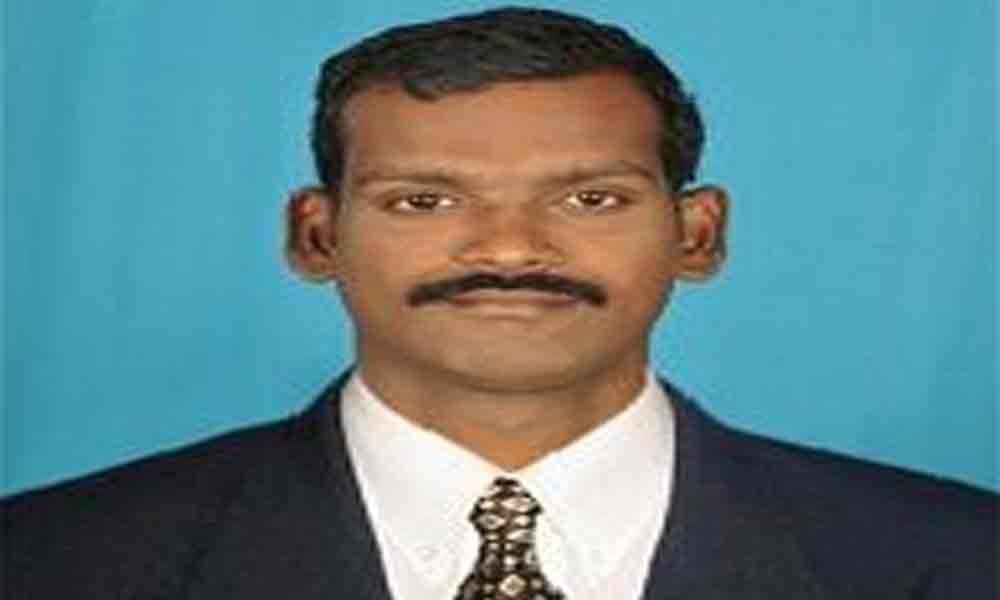 Manchikanti Avinash selected for ISPA award