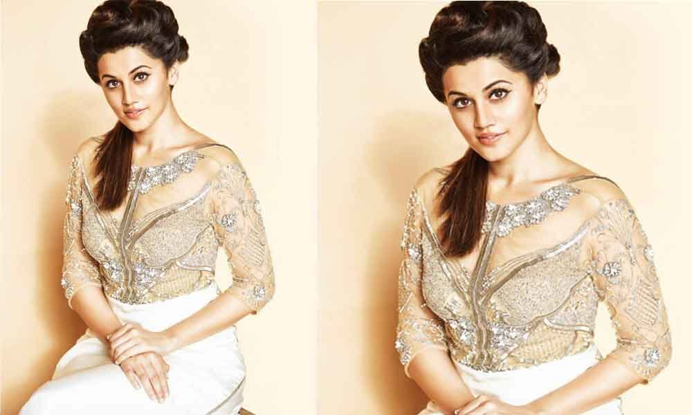 Taapsee gifts herself 3-BHK flat