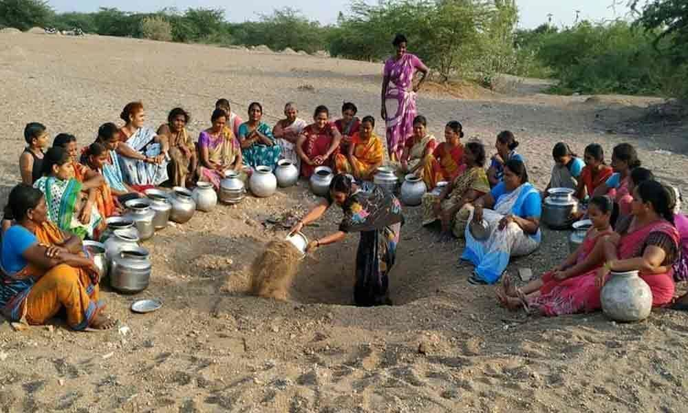 Drought hits riverbed villages in Prakasam district