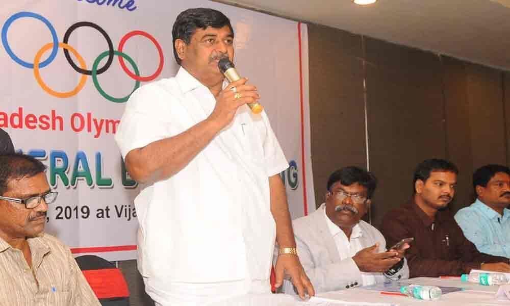 Vijayasai Reddy unanimously elected chairman of APOA
