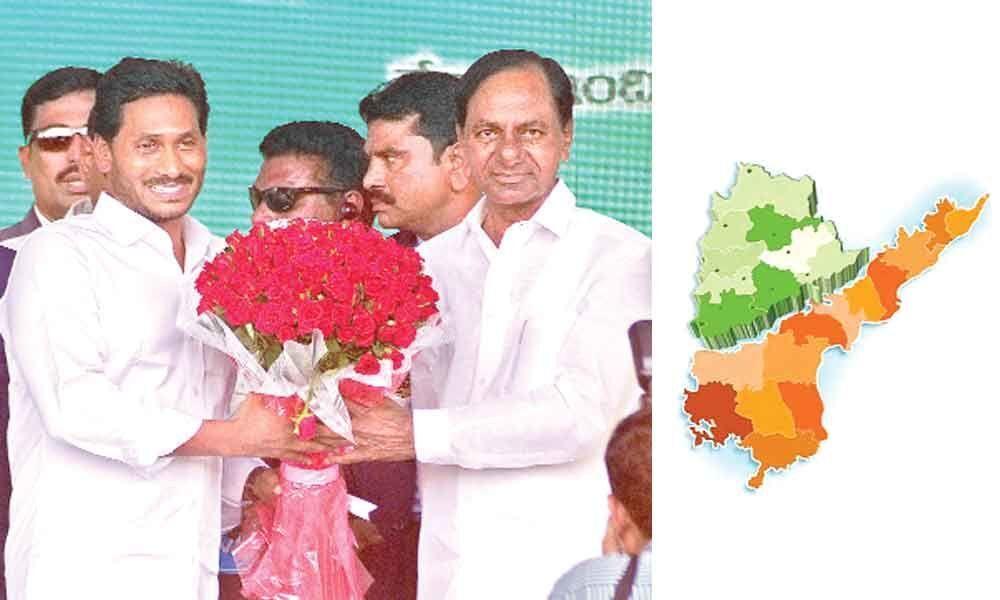 New govt raises hopes for ending post-split spats with Telangana