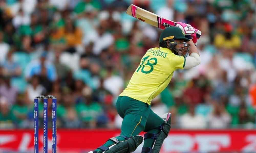 Du Plessis seeks new plan for South Africa as injuries crop up