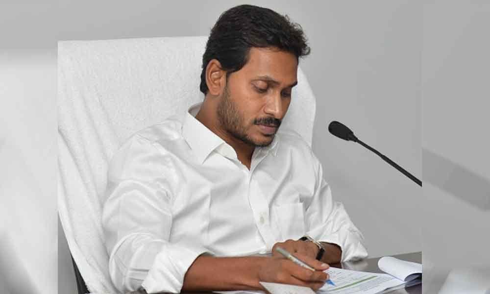 CM YS Jagan