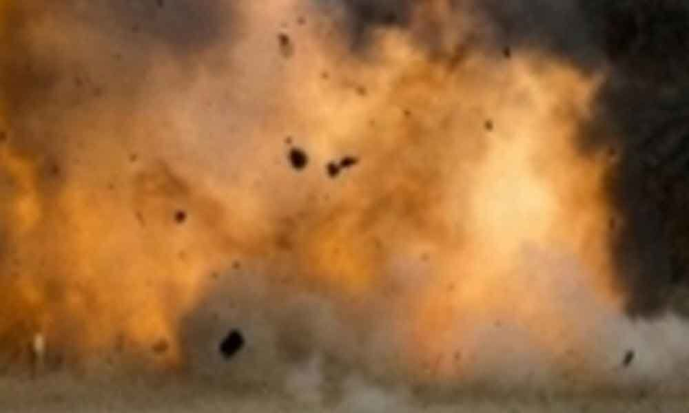 Worker killed in factory explosion in Telangana