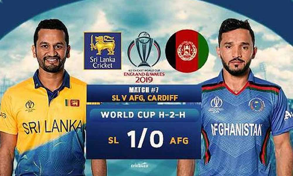 ICC Cricket World Cup 2019 Match 7, AFG vs SL Match Prediction: Who will win the match?