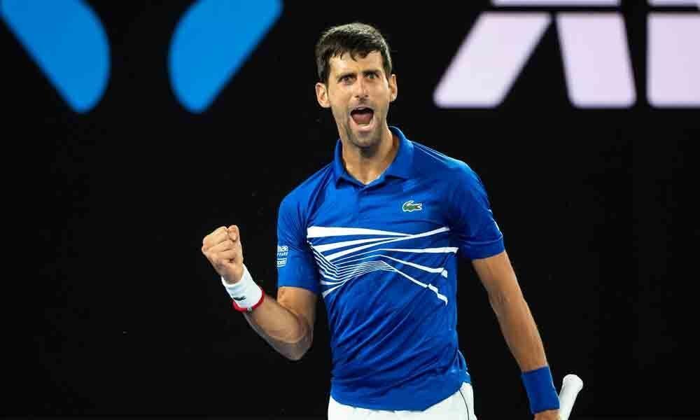 Record-setting Djokovic into French Open last-8, Nishikori to face Nadal