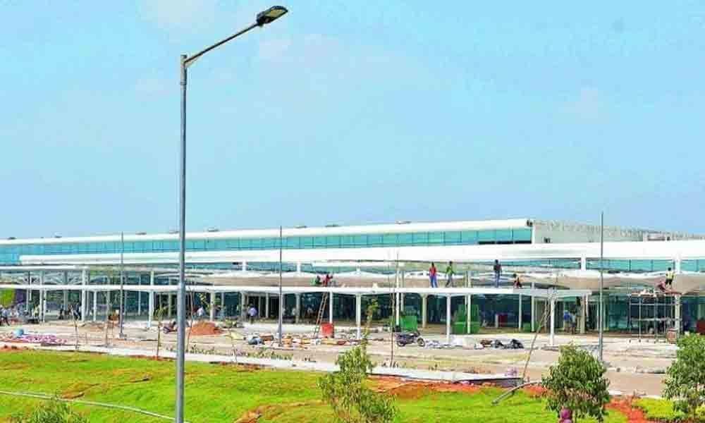Sec 144 clamped in Vijayawada, Gannavaram Airport