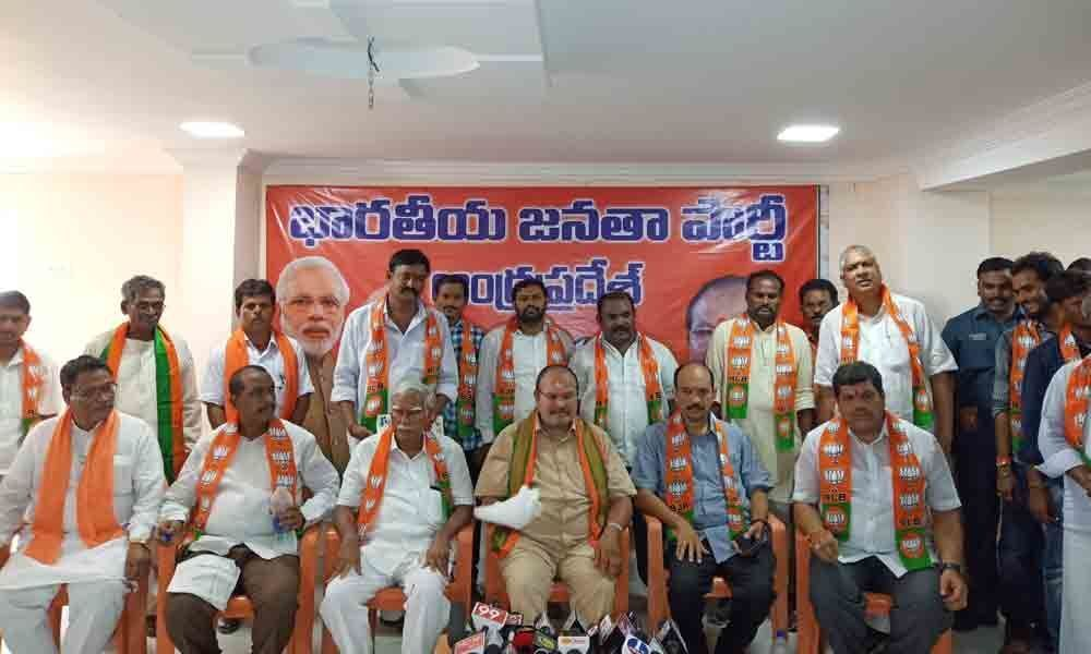 BJP suffered loss due to alliance with TDP: Kanna