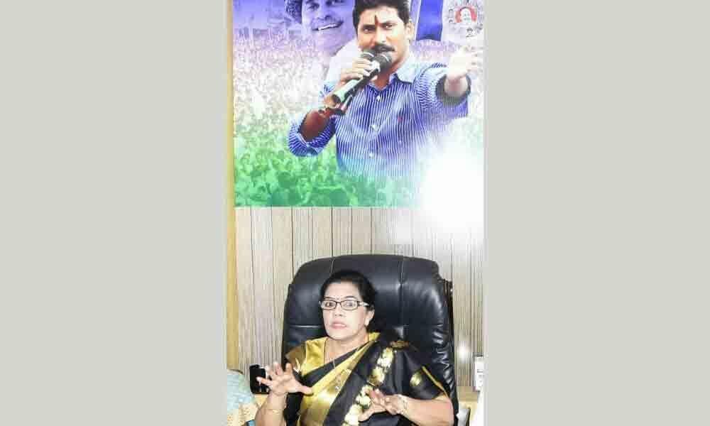 CM Jagan clocks new record: Kruparani