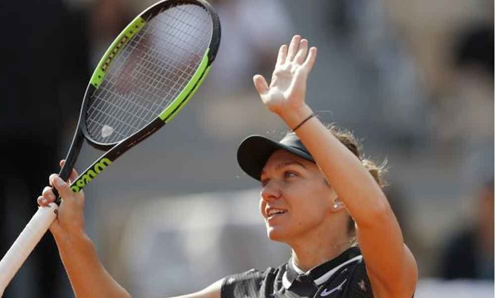 French Open: Halep and Djokovic storm into quarter-finals