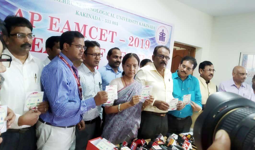 Live Updates: Andhra Pradesh EAMCET Results 2019